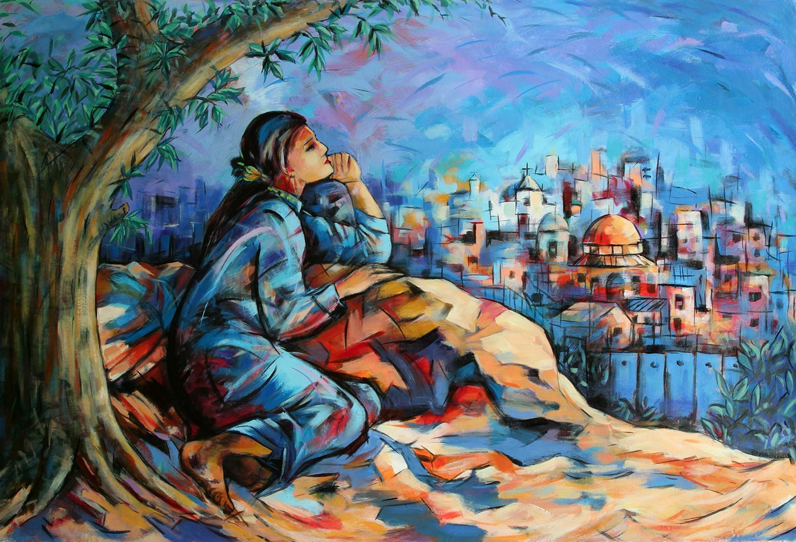 Eyes Toward Jerusalem