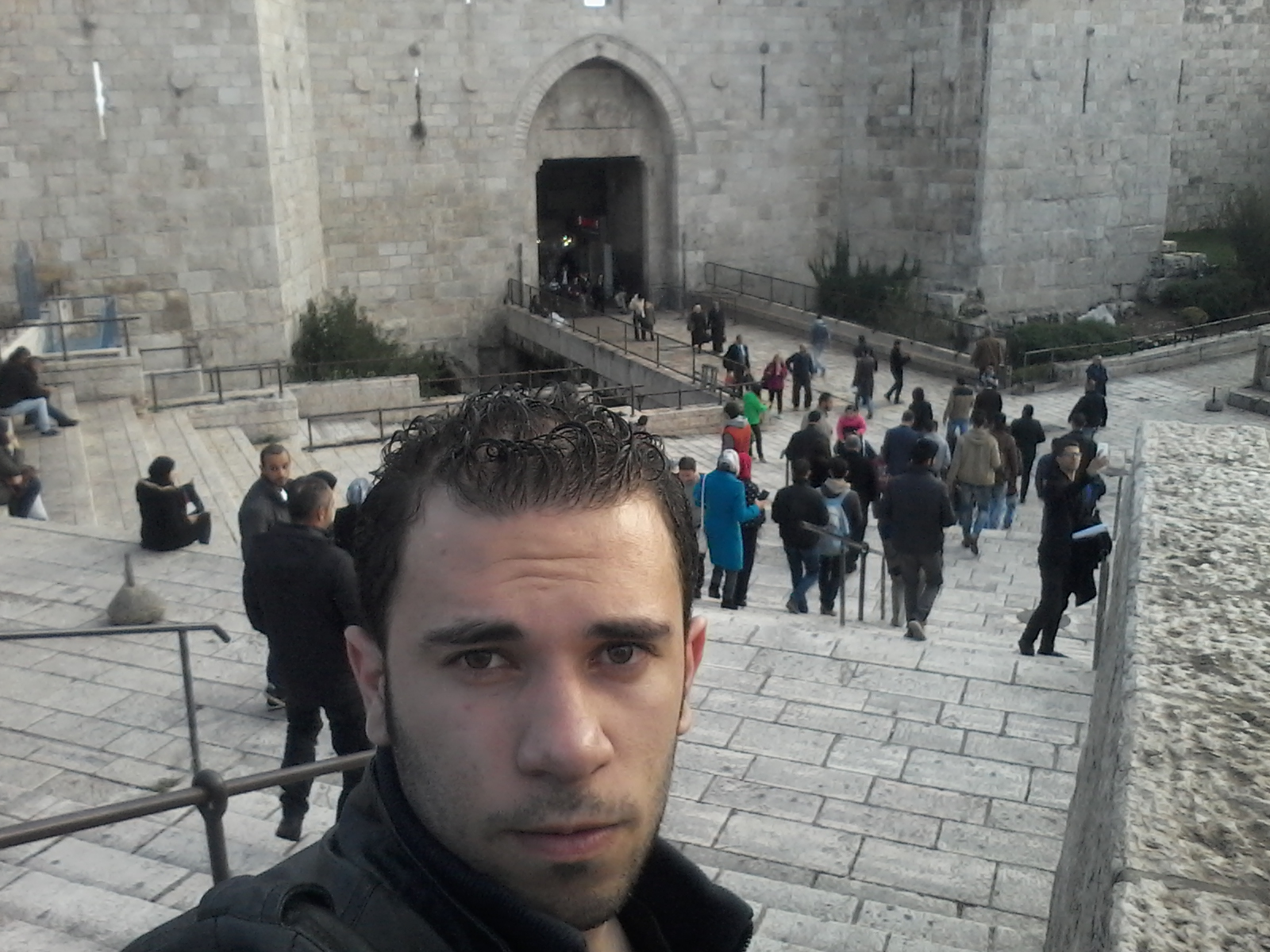 Fadi by Damascus Gate