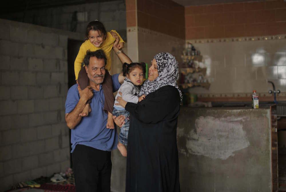 Syrians in Gaza