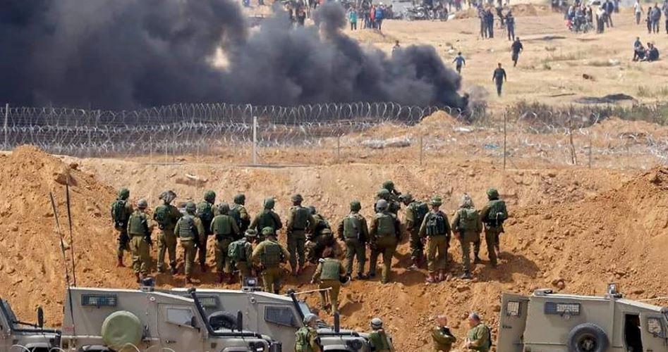 Israeli sniper forces